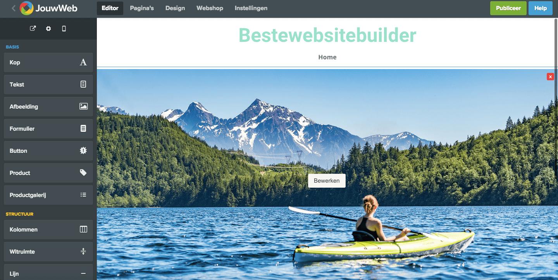 Jouwweb website